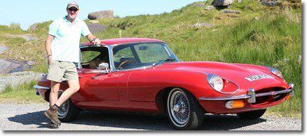 Jaguar E-Type Classic Car Experience