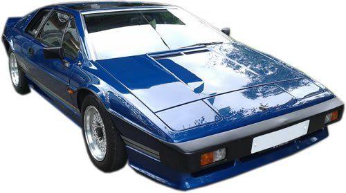 Lotus Esprit Classic Car Rental in Ireland - Car Details