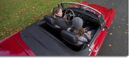 MGB Roadster Classic Car Experience