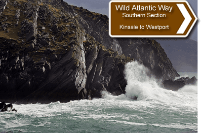 Link to Wild Atlantic Way (Southern Section) Motorcycle Tour Ireland