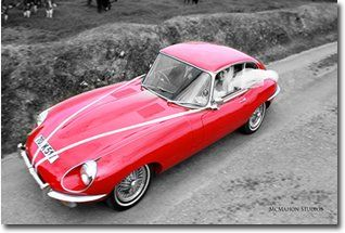 Self Drive Wedding Car - 1970 Jaguar Etype