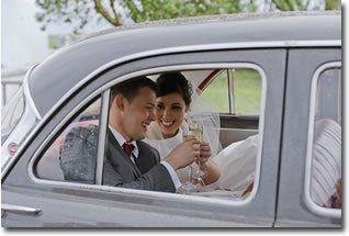 Self Drive Wedding Car - 1960 Ford Zodiac