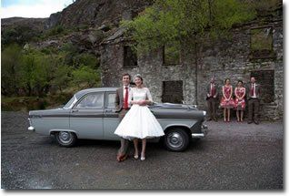 Unusual Wedding Cars Northern Ireland