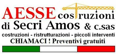 AESSE COSTRUZIONI di SECRI AMOS e C. sas IMPRSA EDILE - Logo