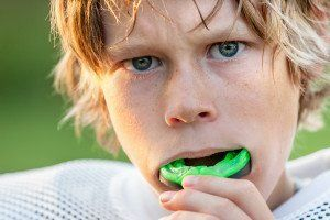Mouth guard for sports