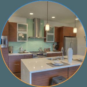 beautiful kitchen fitting