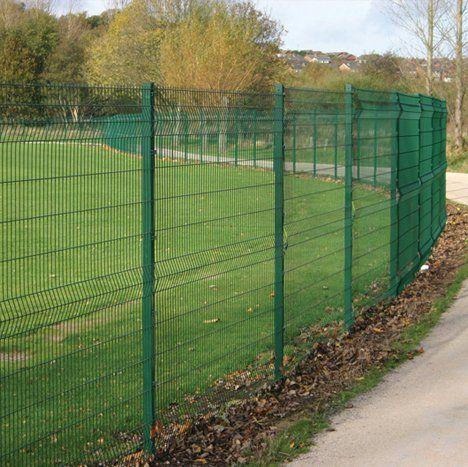landscape fencing