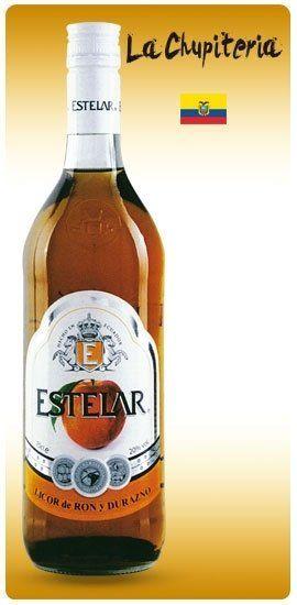 una bottiglia di rum Punta Cana