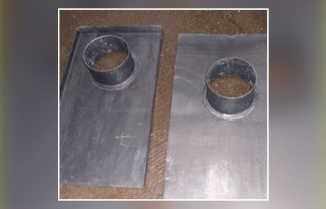 Lead fabrication Welding