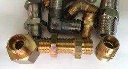 Raccordi per tubi metallici