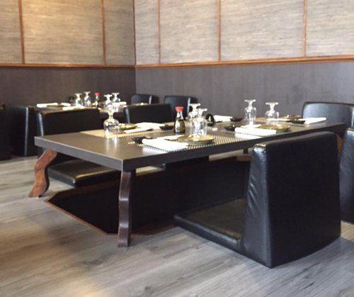 interno di ristorante giapponese