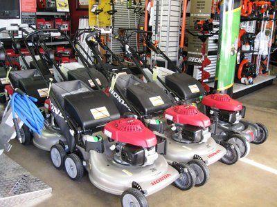 Weno Power Equipment - High Point, NC - Lawn Mowers