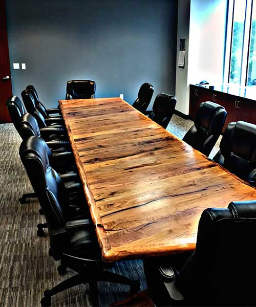 Austin Custom Conference Tables