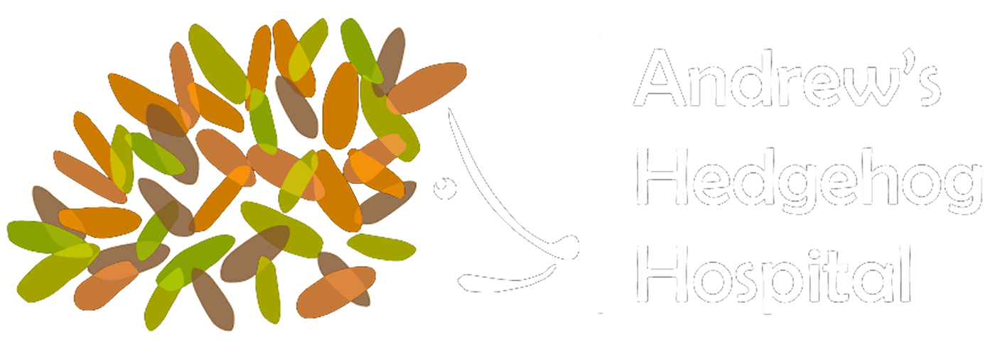 Andrew's Hedgehog Hospital logo