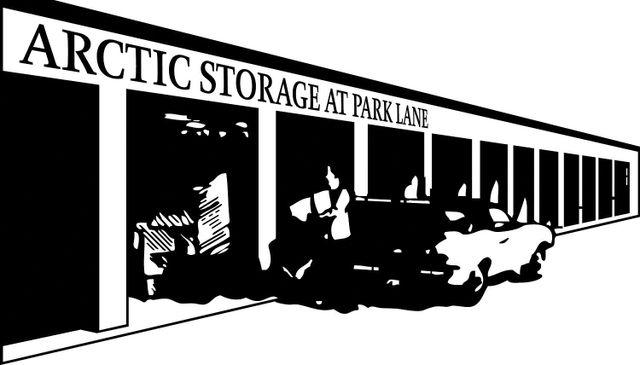 Park Lanes Storage - Logo