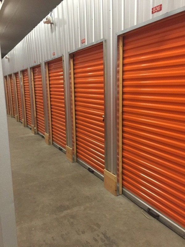 Secure self storage in Anchorage, AK