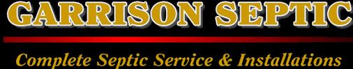 Garrison Septic Service