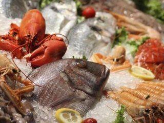 pesce freschissimo