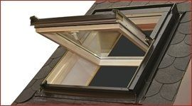 finestra per mansarda