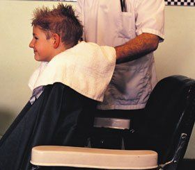 Hair Styles - Low Habberley, Worcestershire - Bewdley Cutting Room - Children hairstyle