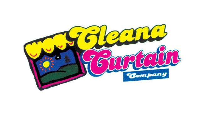 Cleana Curtain Co Logo