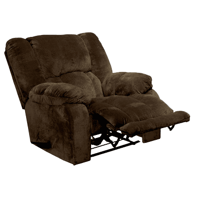 Brown Recliner at Howdy Home Furniture