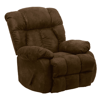 Leather Recliner at Howdy Home Furniture