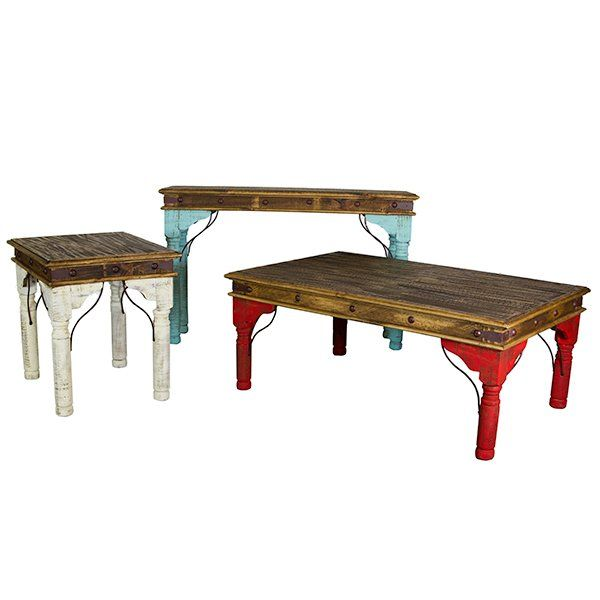Wooden Tables at Howdy Home Furniture