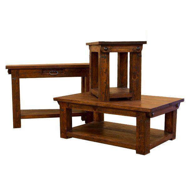 Rustic Furniture at Howdy Home Furniture