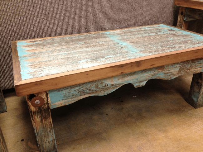 Rustic Table at Howdy Home Furniture