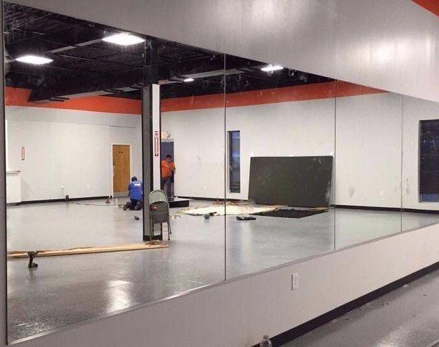 Commercial Glass Repair Winston Salem Nc E Amp C Glass