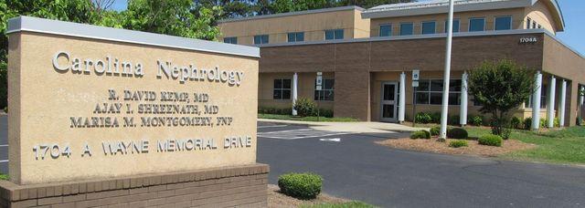 Physicians & Providers   Carolina Nephrology - Goldsboro