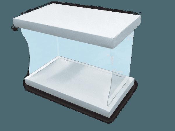 scatola in plastica