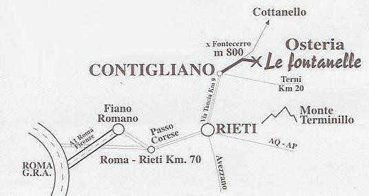 Agriturismo le Fontanelle, Valle Santa, Agriturismi Valle Santa, Rieti
