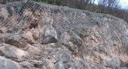 contenimento rocce