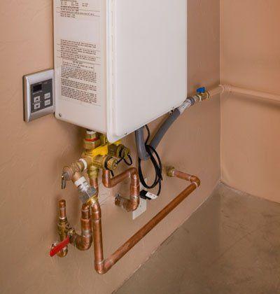 Tankless Water Heaters | Houston, TX | Universal Plumbing Supply