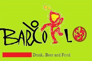 BARCOLLO DRINK BEER AND FOOD - LOGO