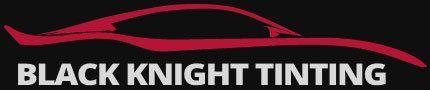 Black Knight Tinting Company logo