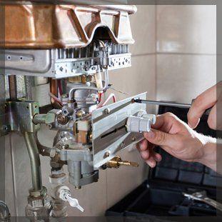 Complete boiler repairs