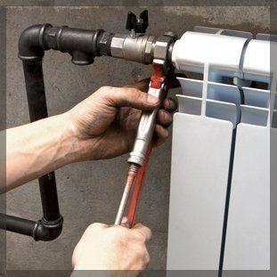inspect the gas appliances