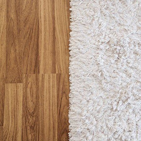 FIX FLAWS IN YOUR CARPET