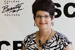 Jeanne Dunk - State College of Beauty Instructor