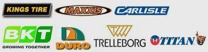 MAXXIS DURO TITAN logos
