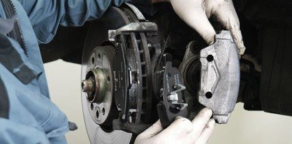 brake disc replacement