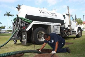Preventing issues with grease trap cleaning with Bio care of Hawaii in Honolulu, HI