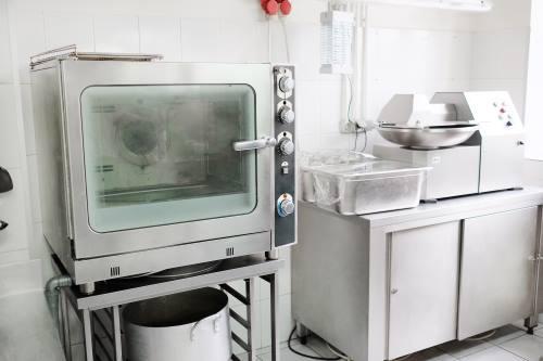immagine del forno del