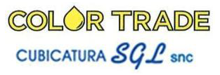 COLOR TRADE  - CUBICATURA FLOCCATURA - LOGO