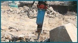 demolizioni lavori pubblici