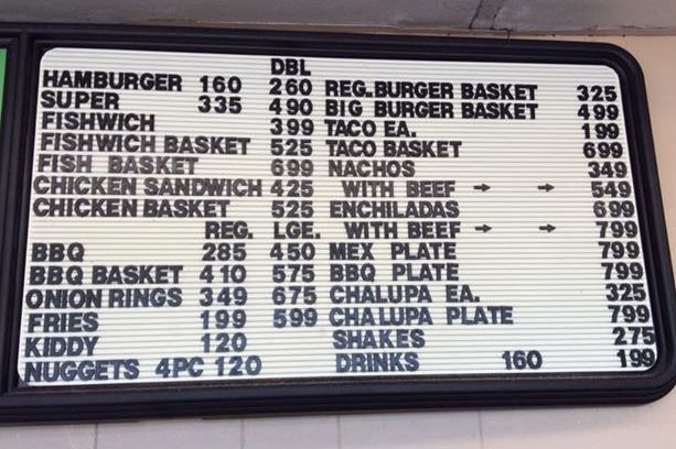 Best Burgers Laredo, TX