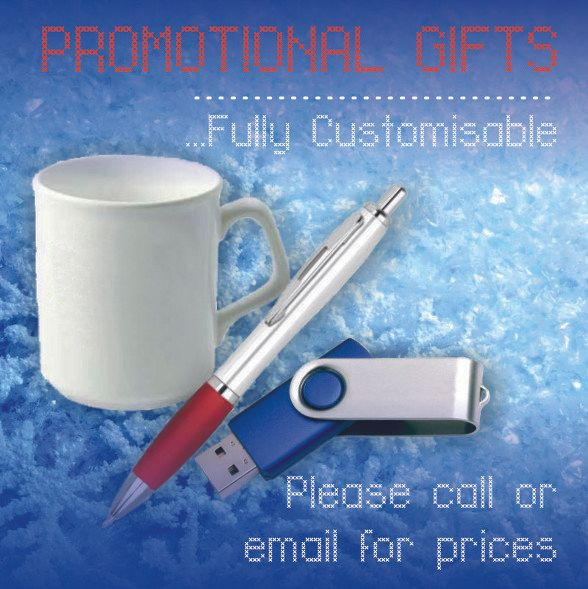 promotional gifts poster